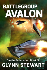 Battle Group Avalon is Book 3 of the Castle Federation series