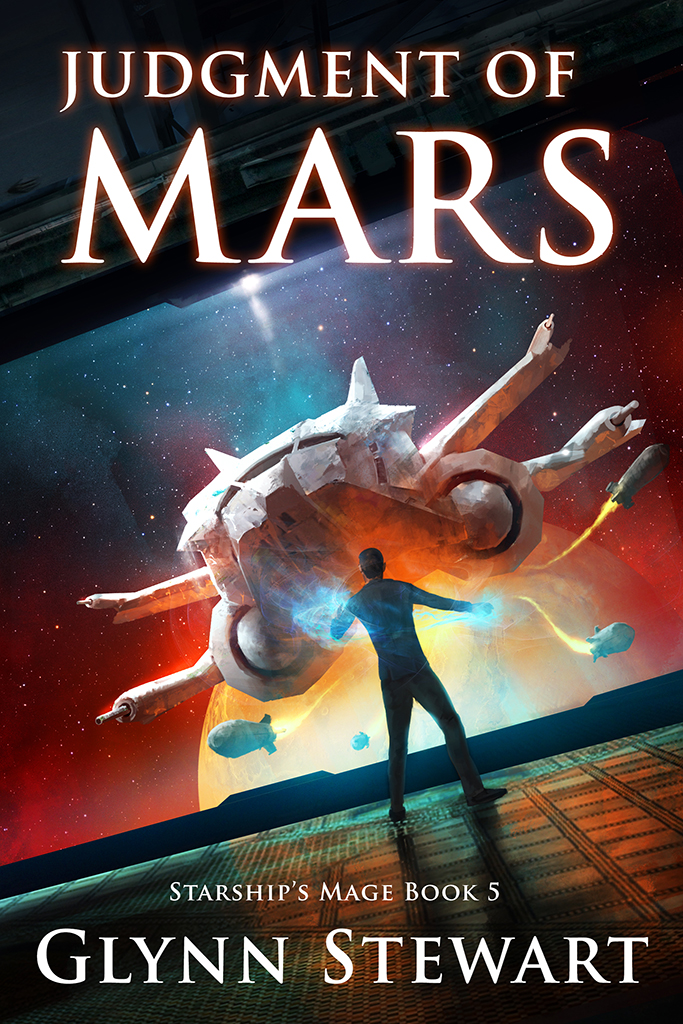 Judgment of Mars by Glynn Stewart, Book 5 in the Starship's Mage series