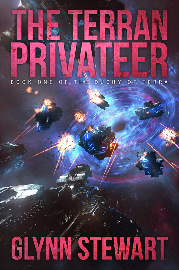 The Terra Privateer by Glynn Stewart