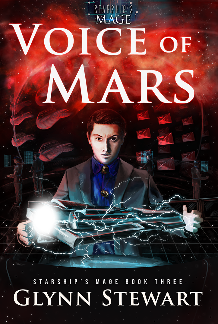 Voice of Mars by Glynn Stewart