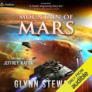 Mountain of Mars Audiobook Cover
